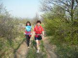 Nordic Walking továbbképzésen vett részt Komódi Erzsébet a Atlétika és Szabadidősport Szakosztály vezetője