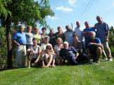 A Rend-kivűli Szakosztály kerti bulin búcsúztatta az augusztust
