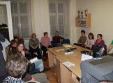 Folytatódik a TestŐRmester Projekt Laikus önsegítő csoportjának foglalkozása.