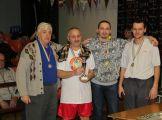 Befejeződött a Városi Tekebajnokság