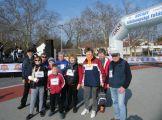 Az Atlétika és Szabadidősport Szakosztály 14 fővel vett részt a Rotary futófesztiválon