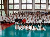 Nemzetközi edzőtáborban a Ju Jitsusok