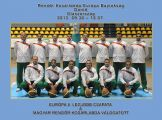 Európa 5. legjobb Rendőr Kosárlabda  csapata a Magyar Rendőr Kosárlabda Válogatott